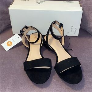 A New Day Winona Ankle Strap Sandals